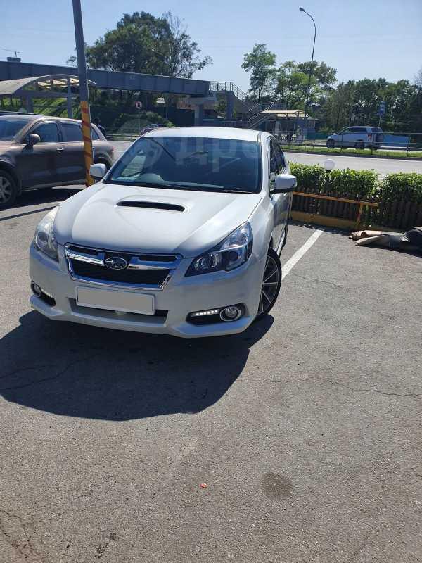 Subaru Legacy B4, 2013 год, 950 000 руб.