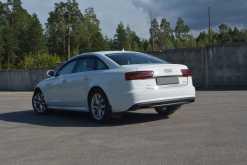 Ковров Audi A6 2015