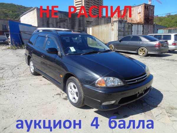 Toyota Caldina, 2001 год, 555 000 руб.