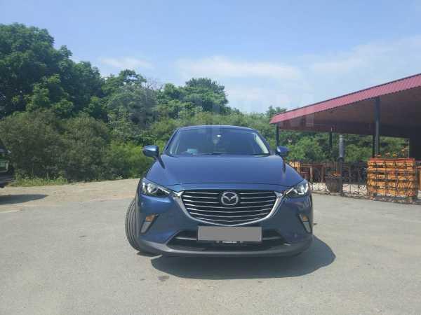 Mazda CX-3, 2018 год, 1 022 000 руб.