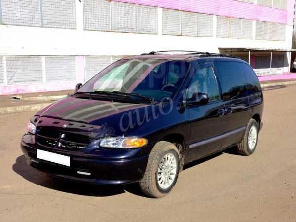 Dodge Caravan, 1999 год, 140 000 руб.