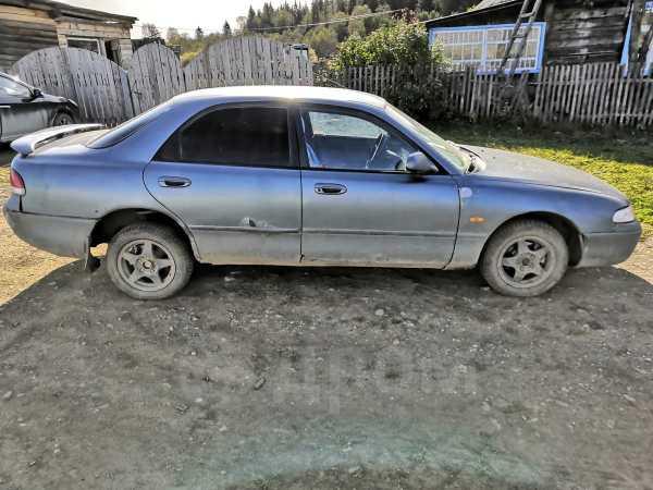 Mazda 626, 1992 год, 53 000 руб.
