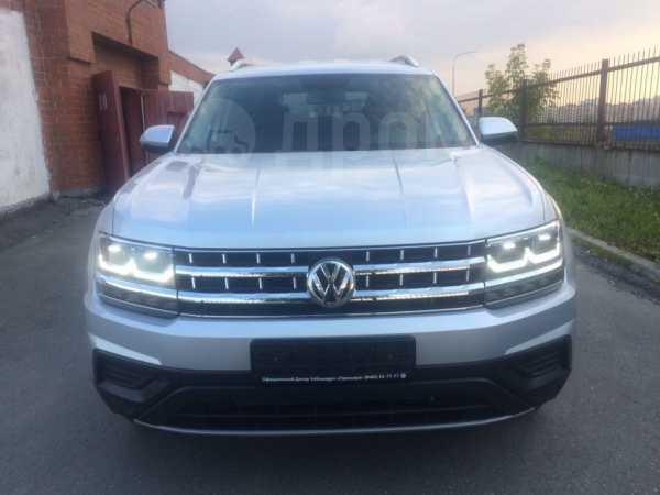 Volkswagen Teramont, 2018 год, 2 500 000 руб.