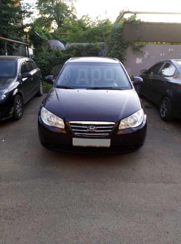 Hyundai Elantra, 2008 год, 455 000 руб.