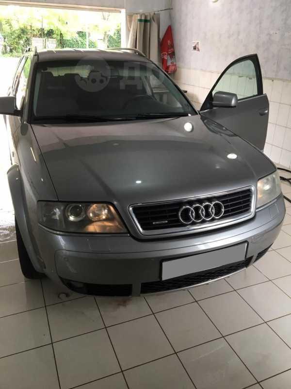 Audi A6 allroad quattro, 2003 год, 350 000 руб.