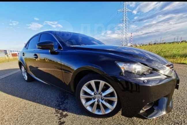 Lexus IS250, 2014 год, 1 330 000 руб.