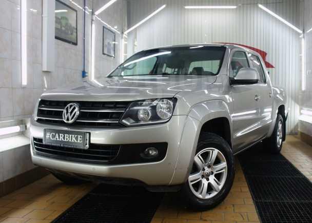 Volkswagen Amarok, 2013 год, 1 089 000 руб.