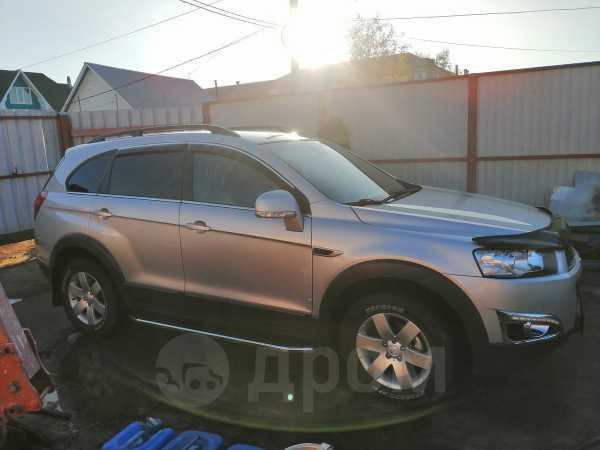 Chevrolet Captiva, 2012 год, 860 000 руб.