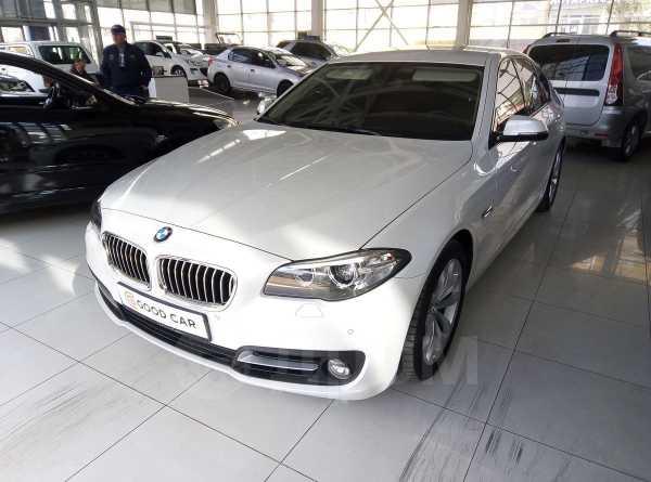 BMW 5-Series, 2015 год, 1 785 000 руб.