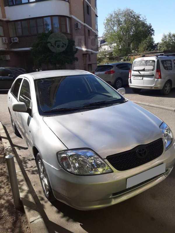 Toyota Corolla, 2003 год, 220 000 руб.