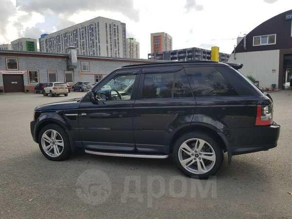 Land Rover Range Rover Sport, 2013 год, 1 640 000 руб.