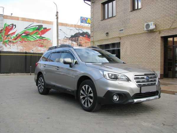 Subaru Outback, 2016 год, 1 640 000 руб.