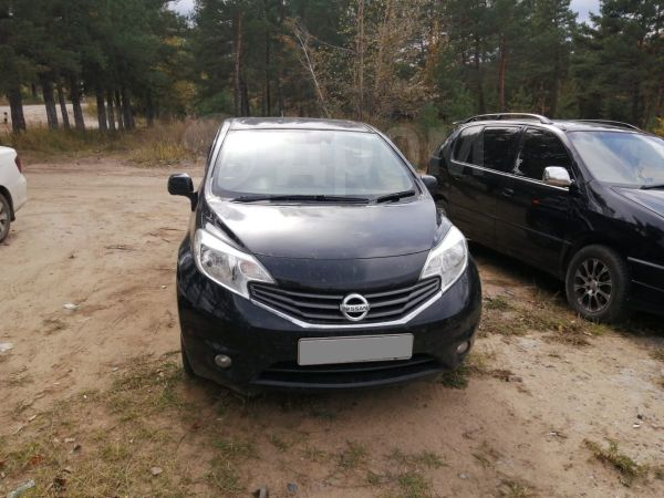 Nissan Note, 2014 год, 515 000 руб.