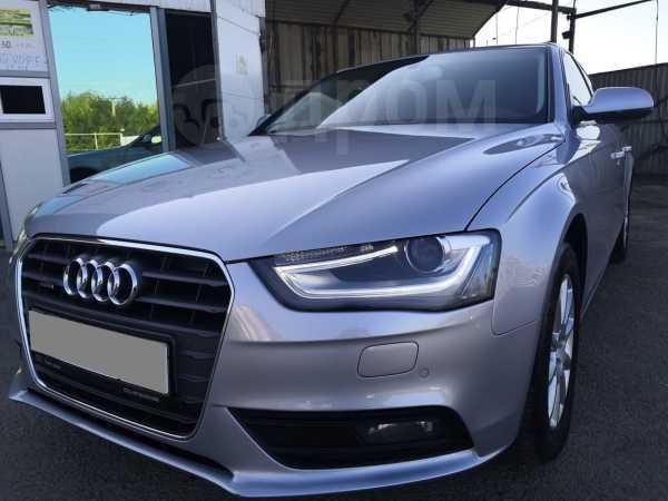 Audi A4, 2015 год, 1 260 000 руб.