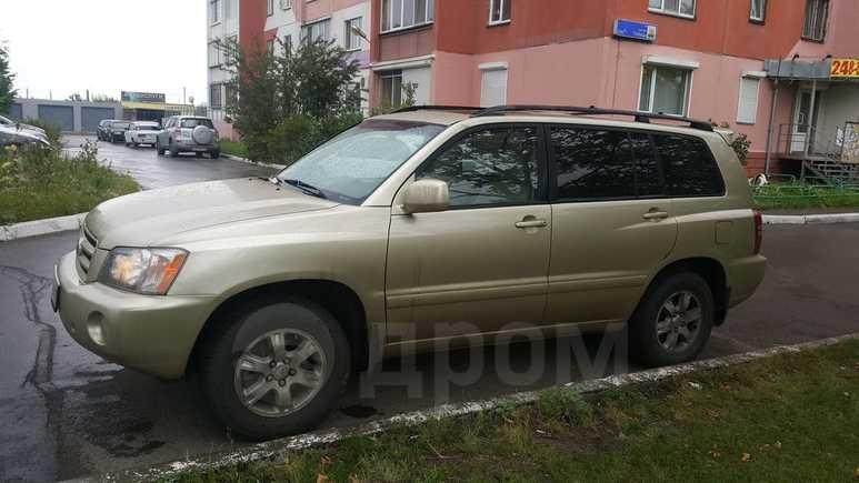 Toyota Highlander, 2001 год, 595 000 руб.