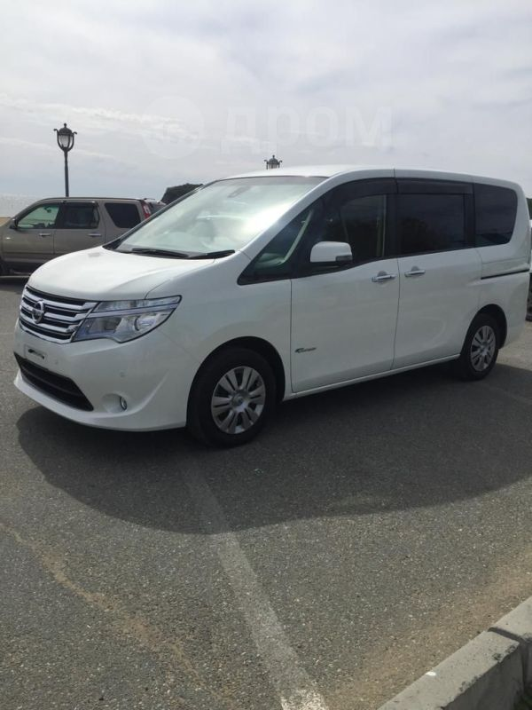 Nissan Serena, 2014 год, 970 000 руб.