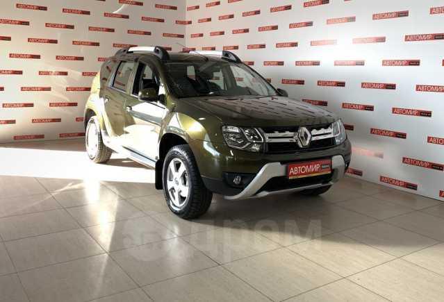Renault Duster, 2017 год, 995 000 руб.