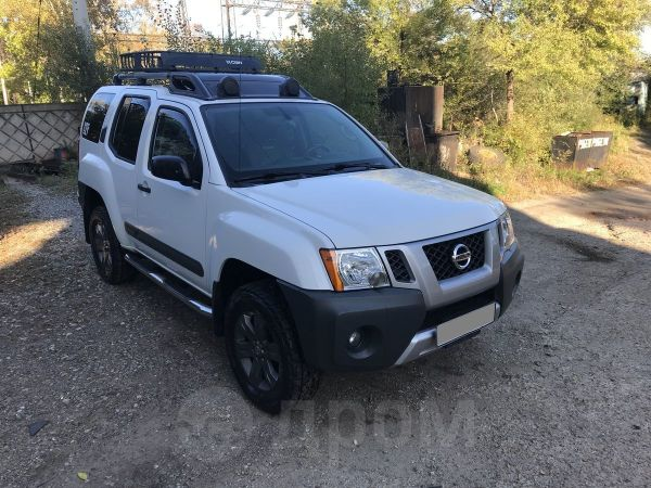 Nissan Xterra, 2013 год, 1 360 000 руб.