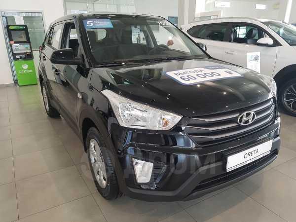 Hyundai Creta, 2019 год, 965 428 руб.