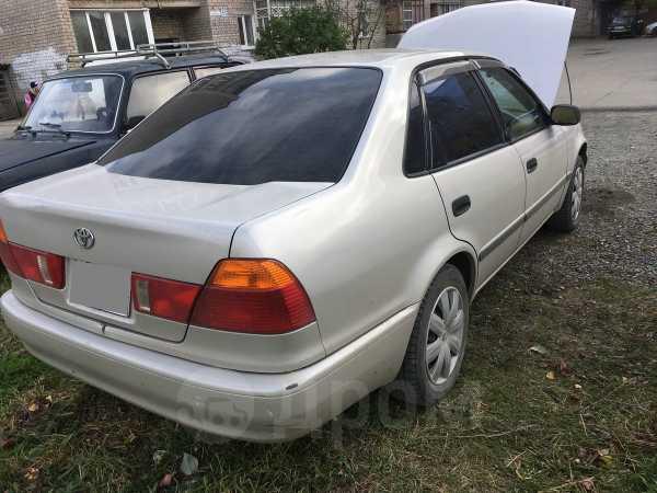 Toyota Sprinter, 1999 год, 95 000 руб.