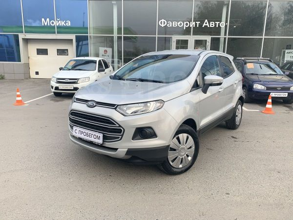 Ford EcoSport, 2017 год, 697 000 руб.
