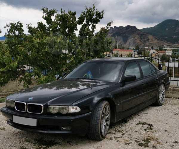 BMW 7-Series, 2001 год, 650 000 руб.