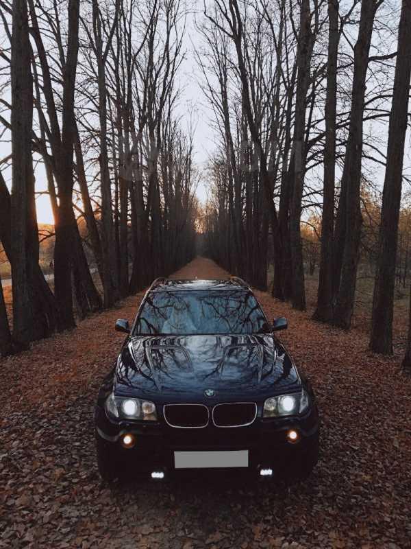 BMW X3, 2003 год, 390 000 руб.