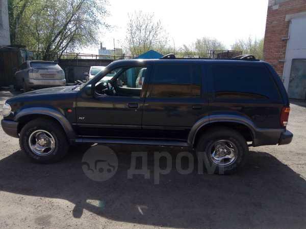 Ford Explorer, 2000 год, 320 000 руб.