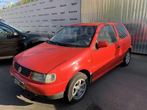 Volkswagen Polo, 1996 год, 57 000 руб.
