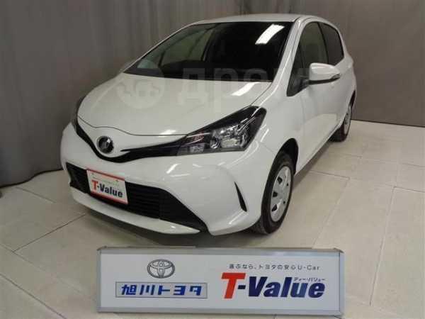 Toyota Vitz, 2016 год, 560 000 руб.