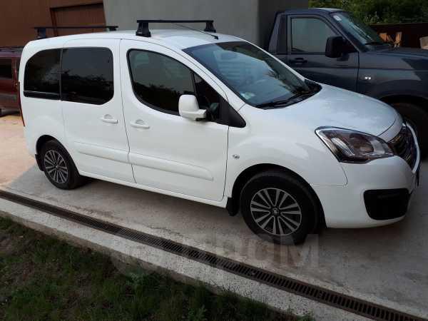 Peugeot Partner Tepee, 2016 год, 670 000 руб.