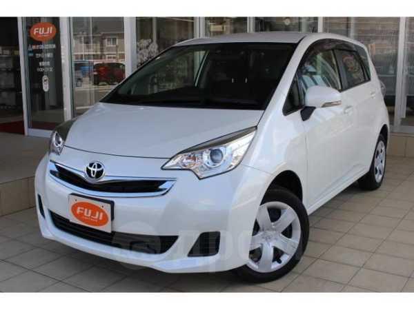 Toyota Ractis, 2016 год, 675 000 руб.