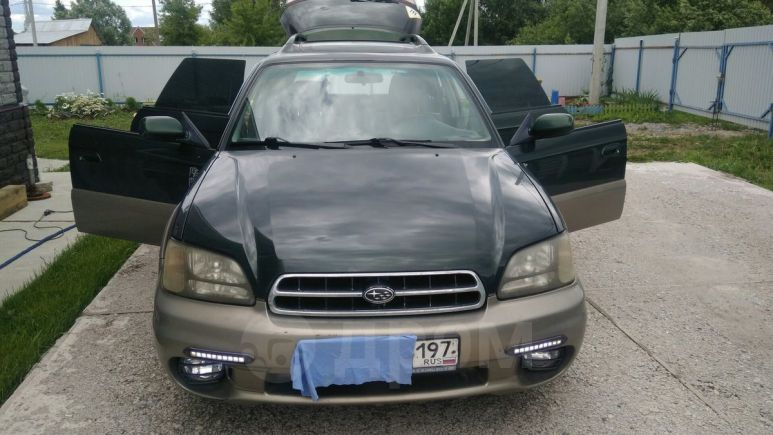 Subaru Outback, 2001 год, 265 000 руб.