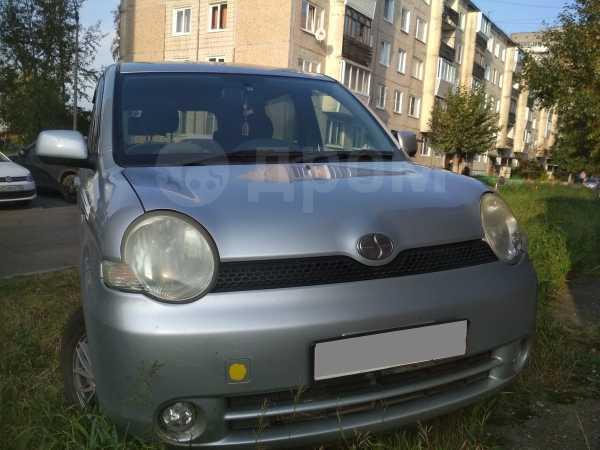 Toyota Sienta, 2006 год, 380 000 руб.