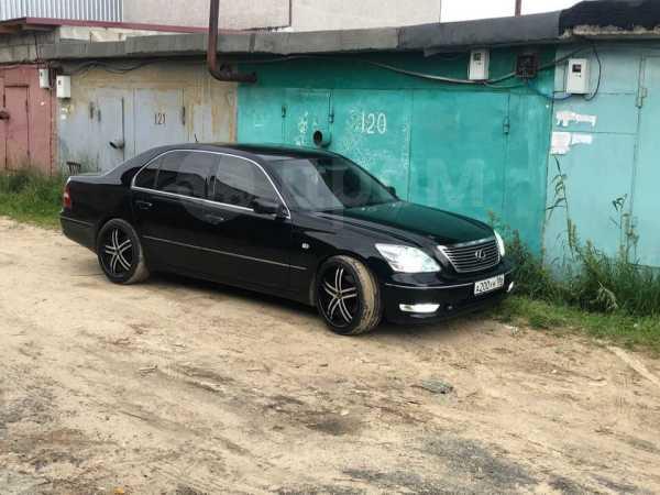 Lexus LS430, 2004 год, 600 000 руб.