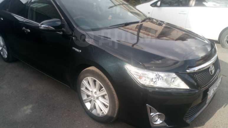 Toyota Camry, 2012 год, 580 000 руб.
