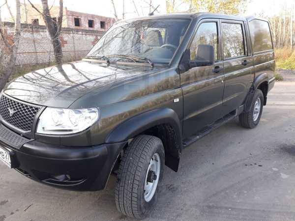 УАЗ Пикап, 2014 год, 590 000 руб.