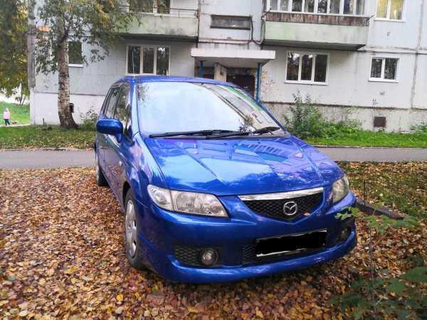 Mazda Premacy, 2002 год, 220 000 руб.