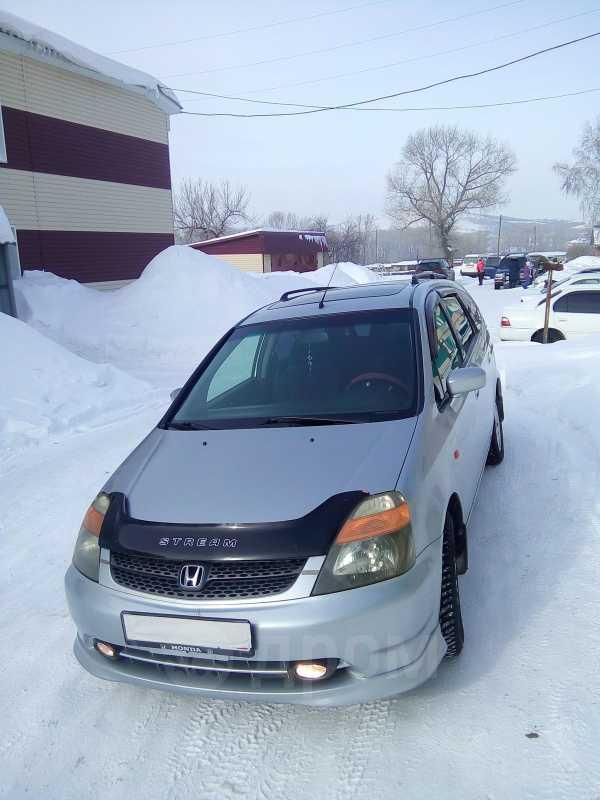 Honda Stream, 2001 год, 380 000 руб.