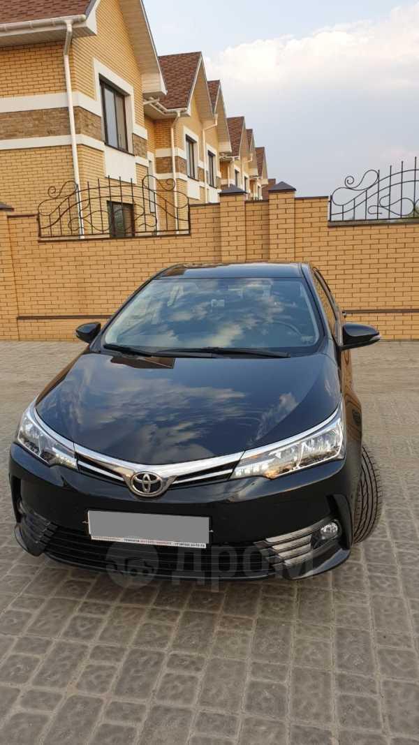 Toyota Corolla, 2016 год, 1 120 000 руб.