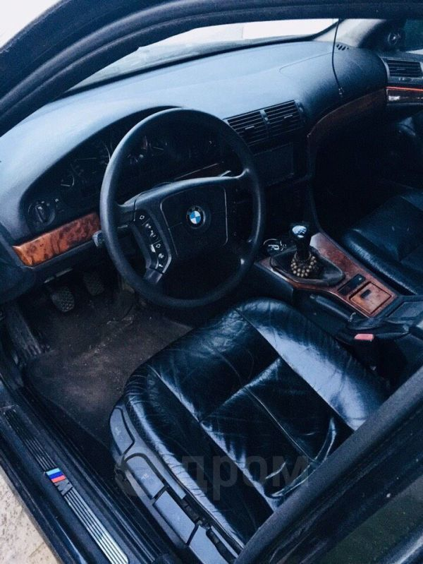 BMW 5-Series, 1998 год, 320 000 руб.