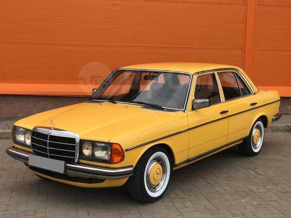 Mercedes-Benz E-Class, 1982 год, 450 000 руб.