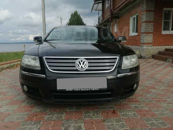 Volkswagen Phaeton, 2003 год, 490 000 руб.