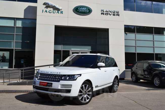 Land Rover Range Rover, 2015 год, 3 100 000 руб.