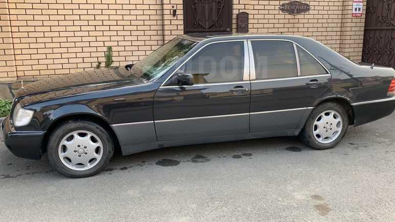 Mercedes-Benz S-Class, 1991 год, 750 000 руб.