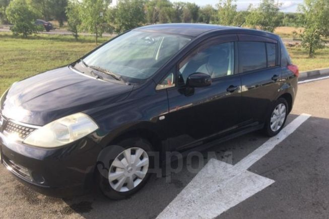 Nissan Tiida, 2006 год, 330 000 руб.