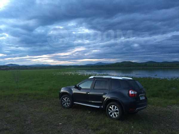 Nissan Terrano, 2017 год, 999 000 руб.