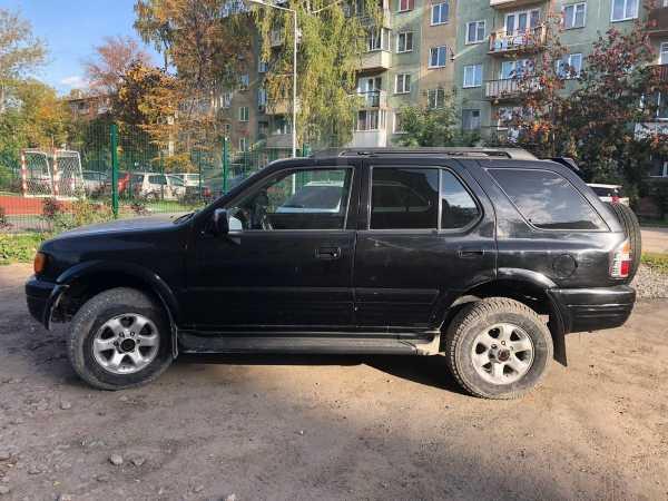 Isuzu Rodeo, 1999 год, 420 000 руб.