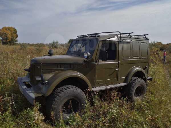 ГАЗ 69, 1972 год, 199 000 руб.