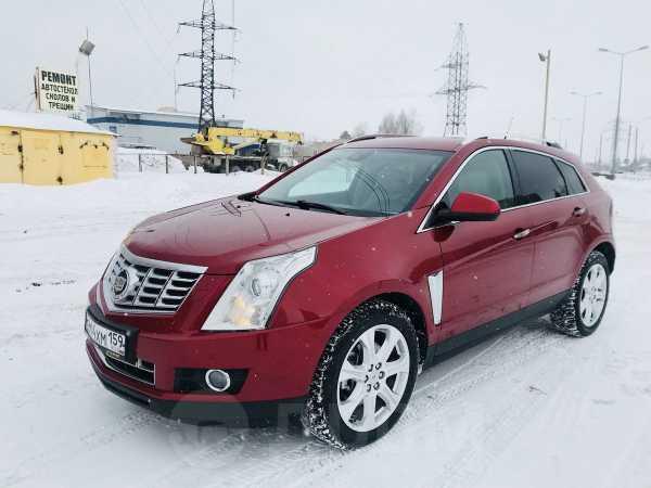 Cadillac SRX, 2013 год, 1 200 000 руб.